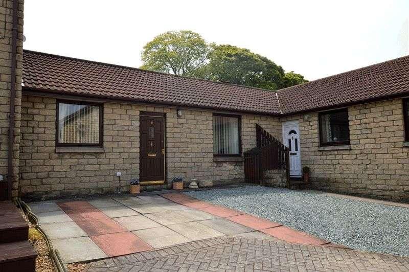 2 Bedrooms Bungalow for sale in Sunnyside Mews, Tweedmouth, Berwick-Upon-Tweed