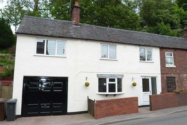 4 Bedrooms Semi Detached House for sale in Cheadle Road, Cheddleton, Leek, Staffs, ST13 7HN