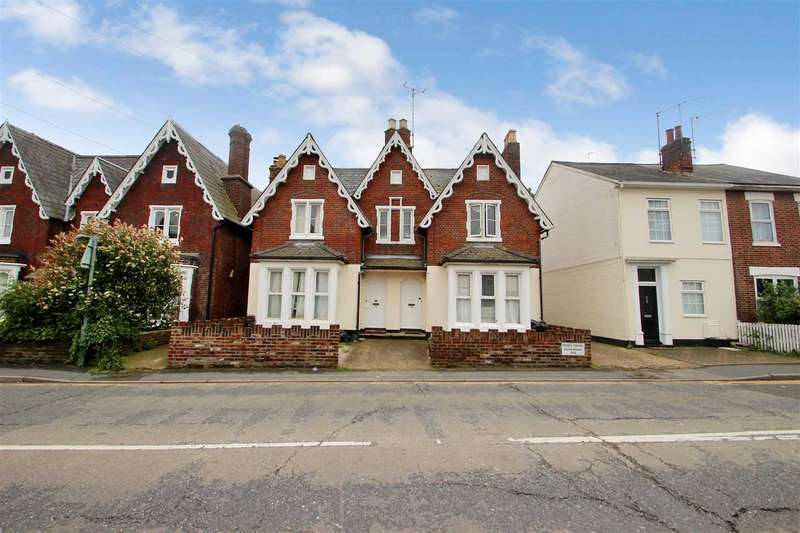 1 Bedroom Maisonette Flat for sale in Military Road, Colchester