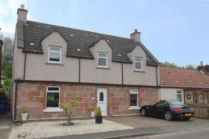 4 Bedrooms Semi Detached House for sale in Marchglen, Tillicoultry