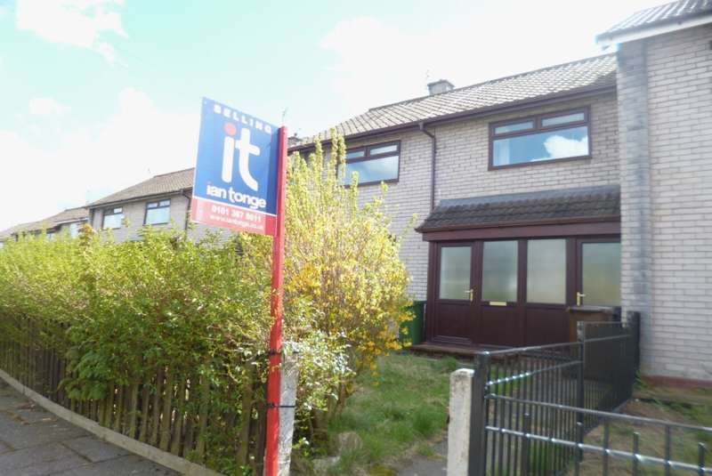 3 Bedrooms Terraced House for sale in SANDS WALK HATTERSLEY HYDE
