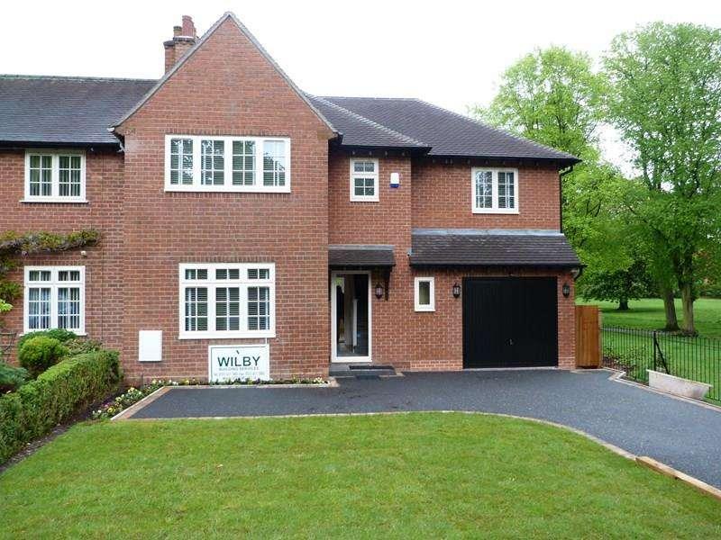 4 Bedrooms Property for sale in Woodlands Park Road, Bournville, Birmingham