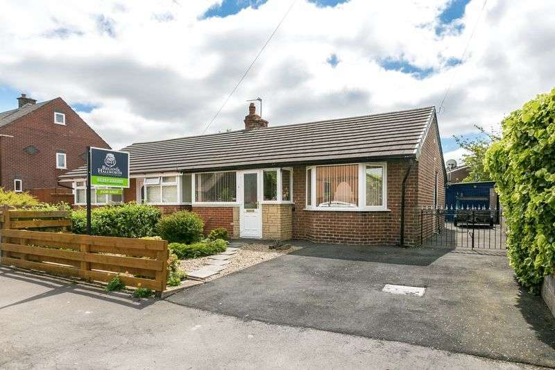 2 Bedrooms Semi Detached Bungalow for sale in Moss Lane, Coppull, PR7 5AL