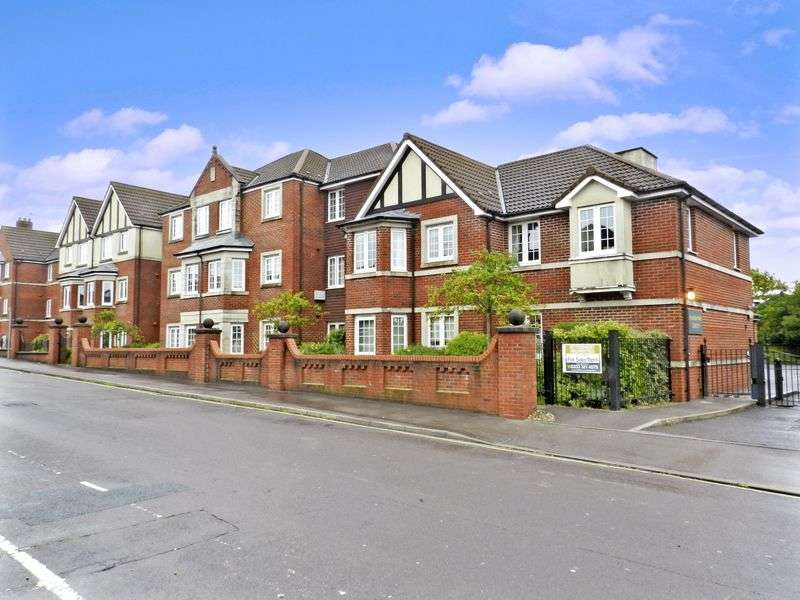 1 Bedroom Retirement Property for sale in Faregrove Court, Fareham, PO16 7AS