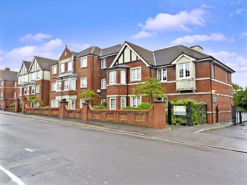 1 Bedroom Retirement Property for sale in Faregrove Court, Fareham, PO16 7AS
