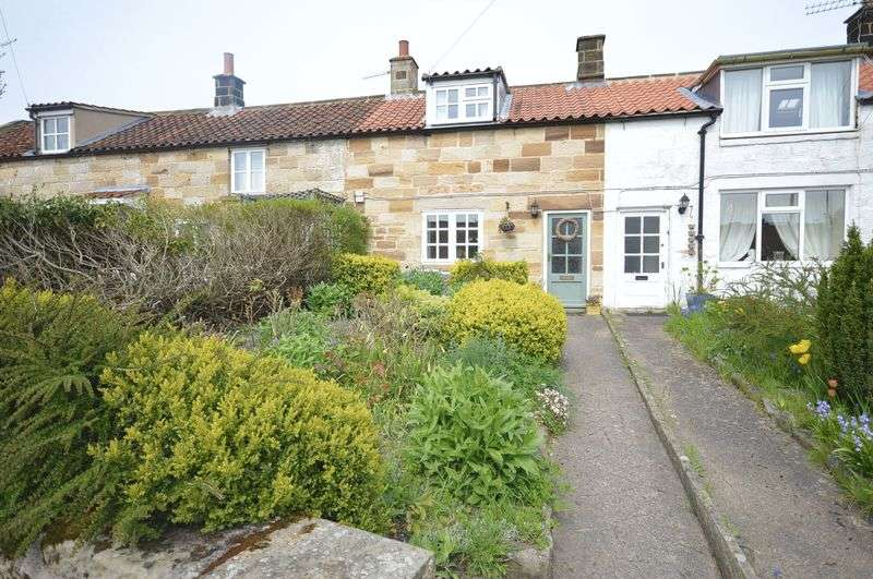 2 Bedrooms Cottage House for sale in Main Road, Whitby