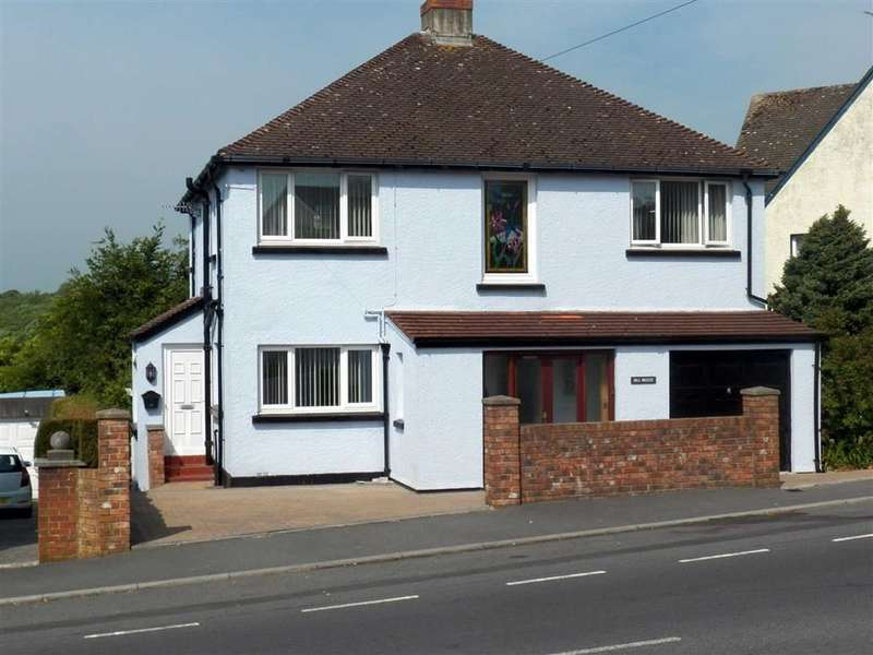 4 Bedrooms Detached House for sale in Narberth Road, Tenby