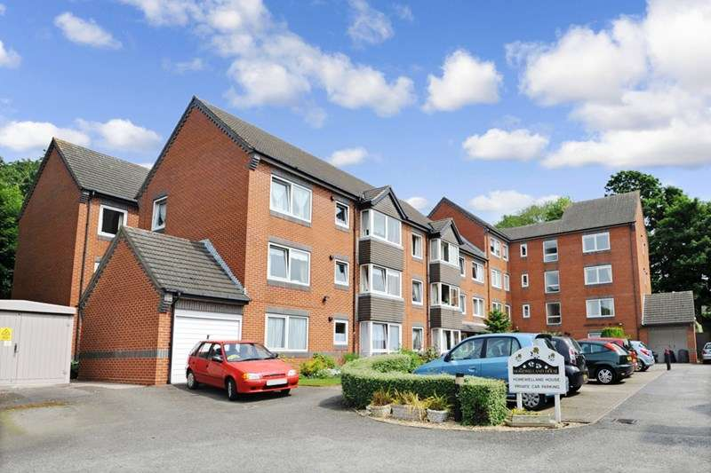 1 Bedroom Retirement Property for sale in Homewelland House, Market Harborough, LE16 7BT