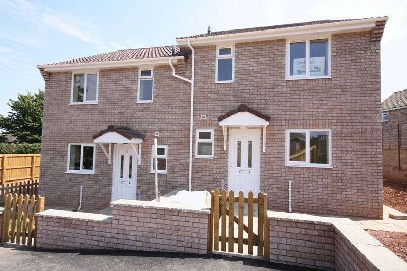 2 Bedrooms Semi Detached House for sale in NEW HOME - Watchet