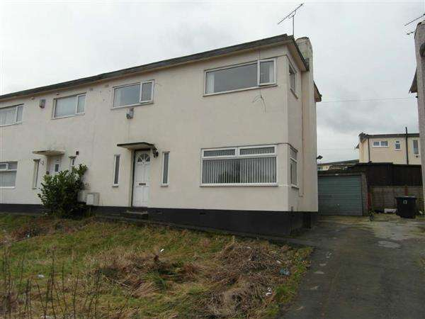 3 Bedrooms Semi Detached House for sale in Northdale Cresent, Bradford
