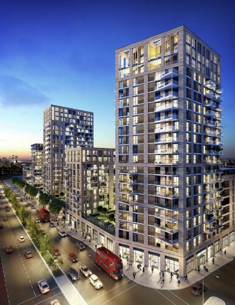 1 Bedroom Apartment Flat for sale in Kinetic, Woolwich, SE18 6GA
