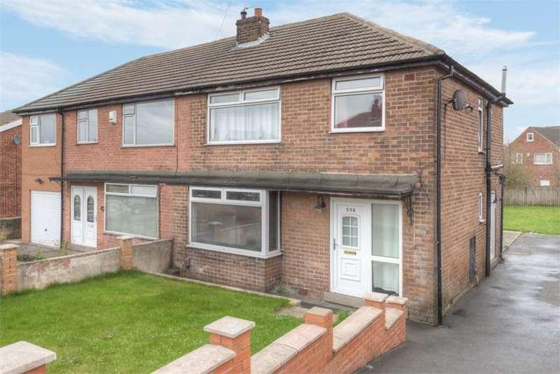 3 Bedrooms Semi Detached House for sale in Dark Lane, Batley
