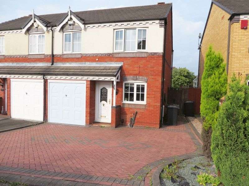 3 Bedrooms Semi Detached House for sale in St. Marks Road, Dudley