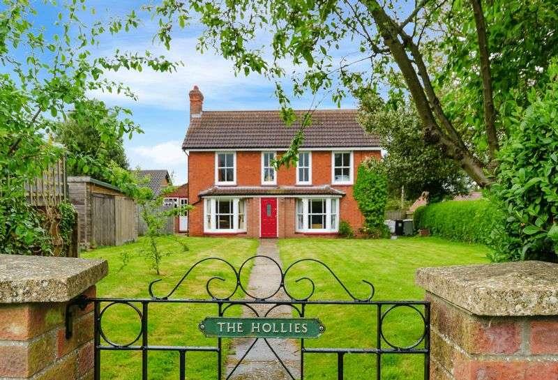 4 Bedrooms Detached House for sale in Highfield Lane, Halton Holegate