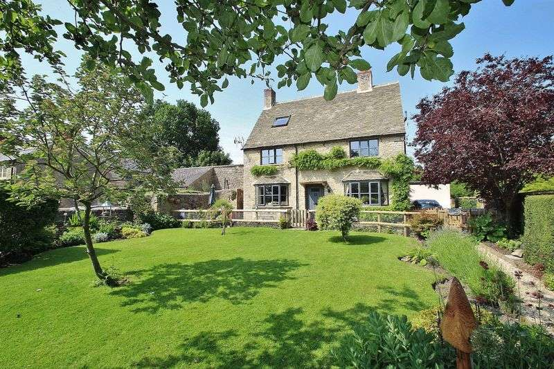 4 Bedrooms Cottage House for sale in BLACK BOURTON, Hayfields, OX18 2PF