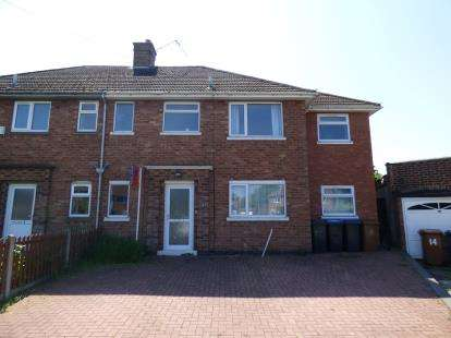 4 Bedrooms Semi Detached House for sale in Holt Road, Burbage, Hinckley, Leicestershire