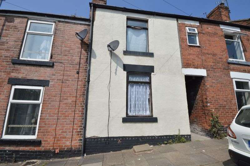 2 Bedrooms Terraced House for sale in Mount Pleasant Road, Masbrough, Rotherham