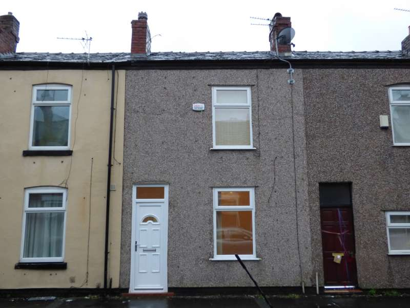 2 Bedrooms Terraced House for sale in glebe street, leigh, Lancashire, WN7