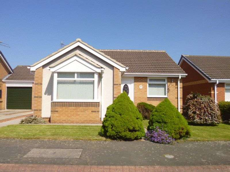 2 Bedrooms Bungalow for sale in Middlehope Grove, Bishop Auckland