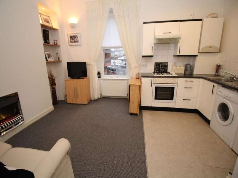 1 Bedroom Flat for sale in Clarkston Road, Glasgow, G44