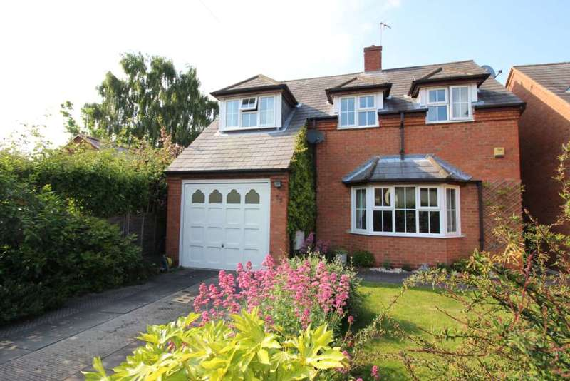 4 Bedrooms Detached House for sale in Peveril Road, Ashby Magna