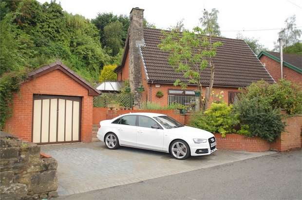 4 Bedrooms Detached House for sale in Castletown Road, Moss, Wrexham