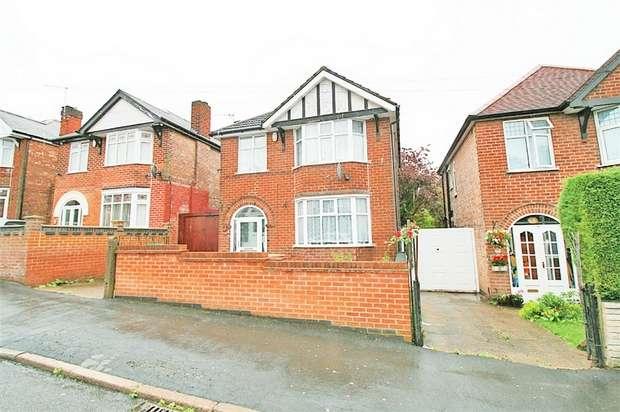 3 Bedrooms Detached House for sale in Eastdale Road, Nottingham