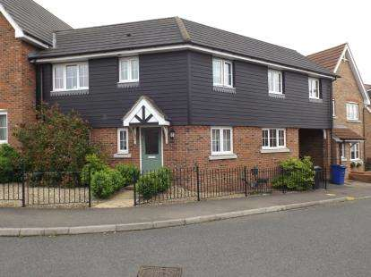 4 Bedrooms Semi Detached House for sale in Chafford Hundred, Grays, Essex