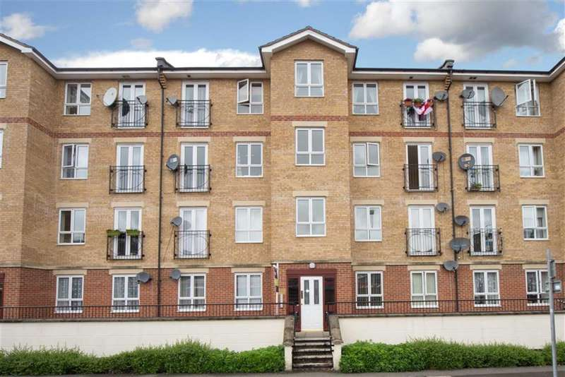 2 Bedrooms Property for sale in Marlborough Court, Grove Road, Luton