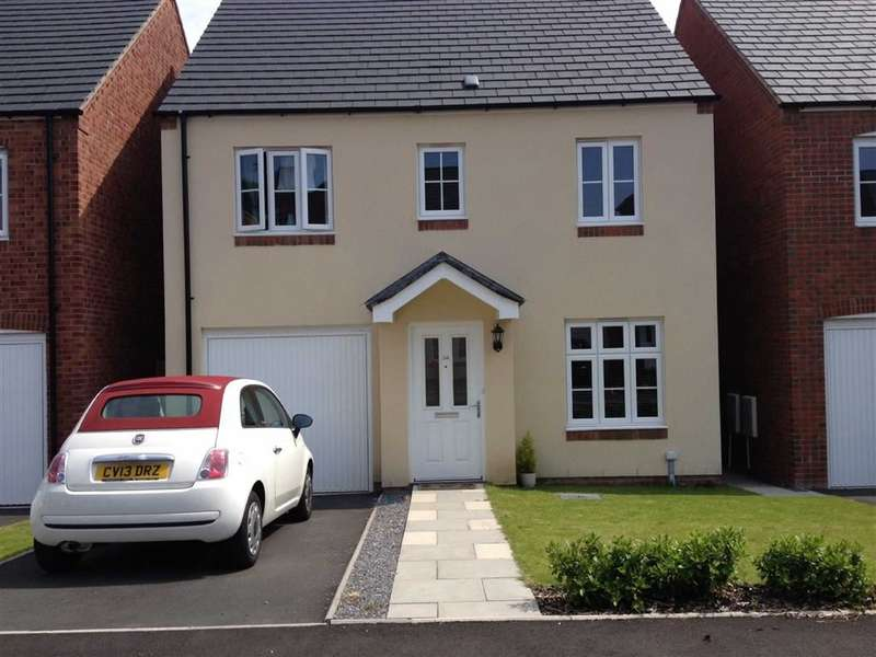 3 Bedrooms Property for sale in Cefn Maes, St Clears