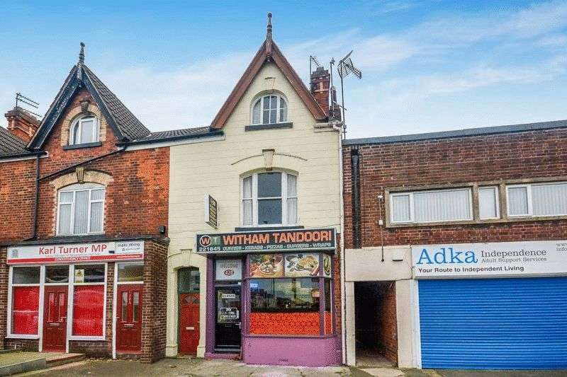 3 Bedrooms Terraced House for sale in Holderness Road, Hull