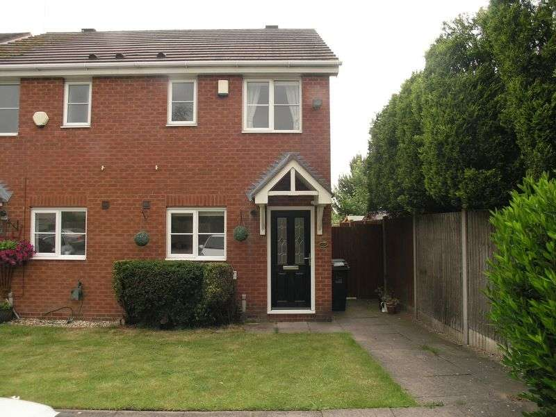 2 Bedrooms Semi Detached House for sale in Dudley Road, Sedgley