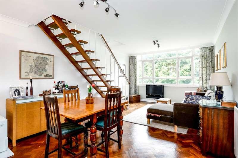 2 Bedrooms Flat for sale in Heath Royal, 20 Putney Heath Lane, London, SW15