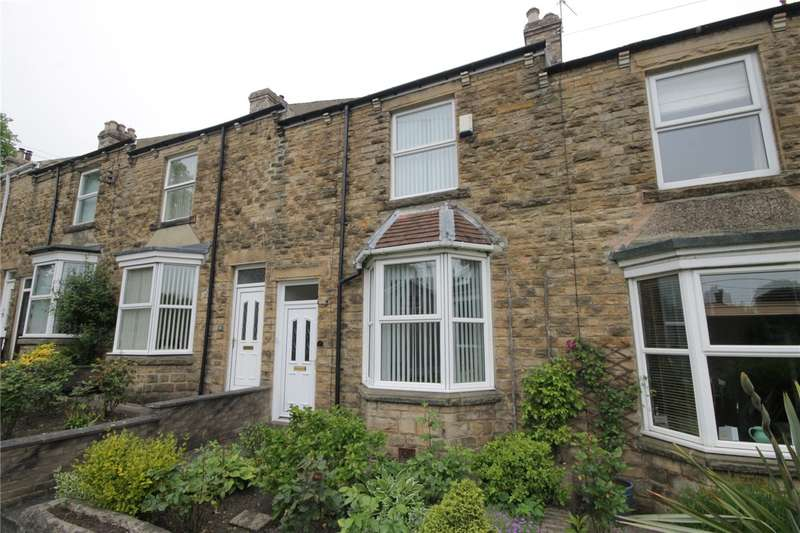 2 Bedrooms Terraced House for sale in Prospect Terrace, Lanchester, Durham, DH7