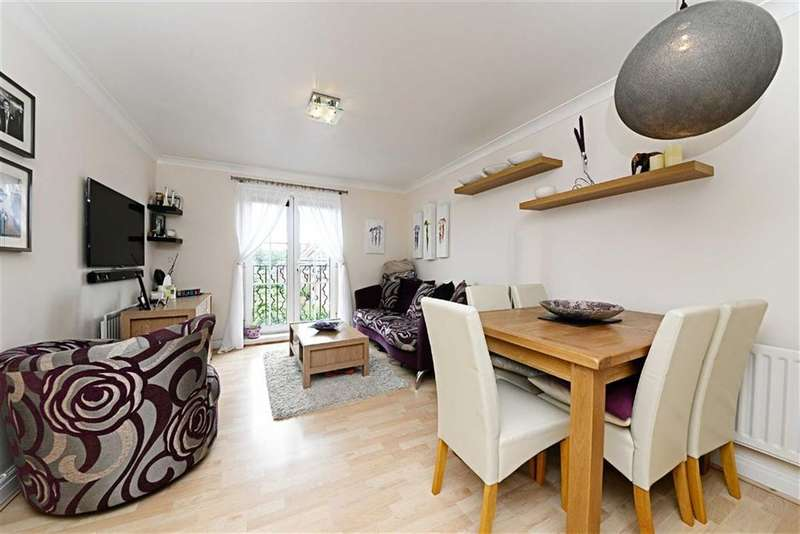 2 Bedrooms Property for sale in Seaton Square, Mill Hill, London, NW7
