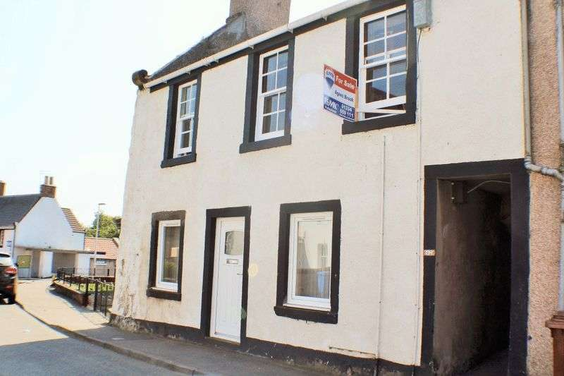 1 Bedroom Flat for sale in High Street, Strathmiglo KY14 7PR