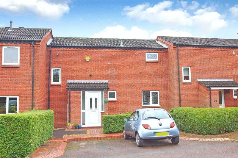 3 Bedrooms Terraced House for sale in Upper Field Close, Church Hill North, Redditch