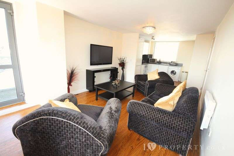 2 Bedrooms Flat for sale in Centenary Plaza, Birmingham City Centre