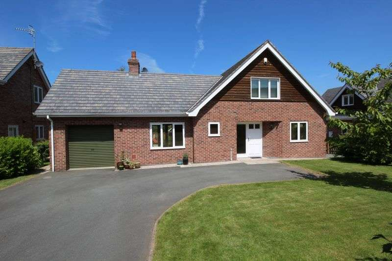 4 Bedrooms Detached Bungalow for sale in Maesmawr Road, Llangollen