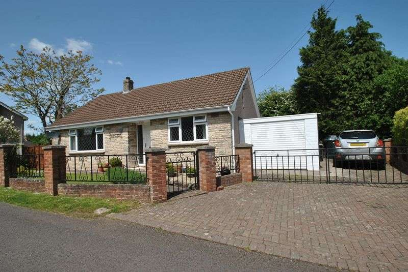 3 Bedrooms Detached Bungalow for sale in Viney Hill, Lydney, Gloucestershire