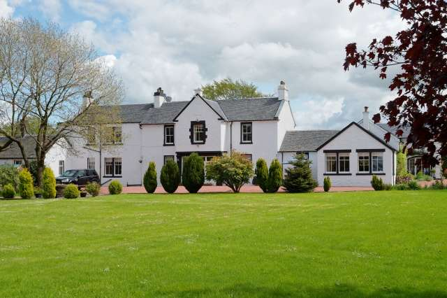 5 Bedrooms Country House Character Property for sale in Millwell Road, By Auldhouse, Glasgow, G75 9DP