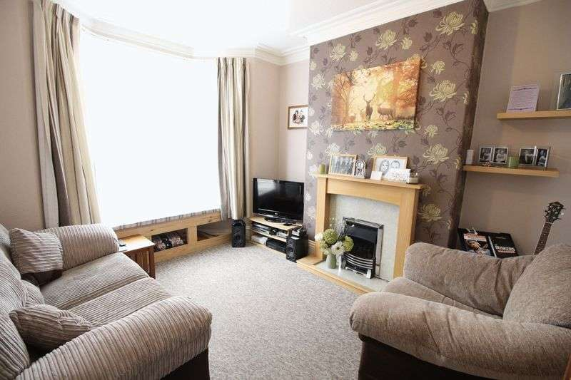 2 Bedrooms Terraced House for sale in Morgan Street, Scarborough