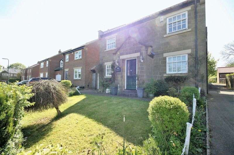 4 Bedrooms Detached House for sale in Kilton Lodge, Lawns Gill, Skelton In Cleveland ***WITH MEDIA TOUR***