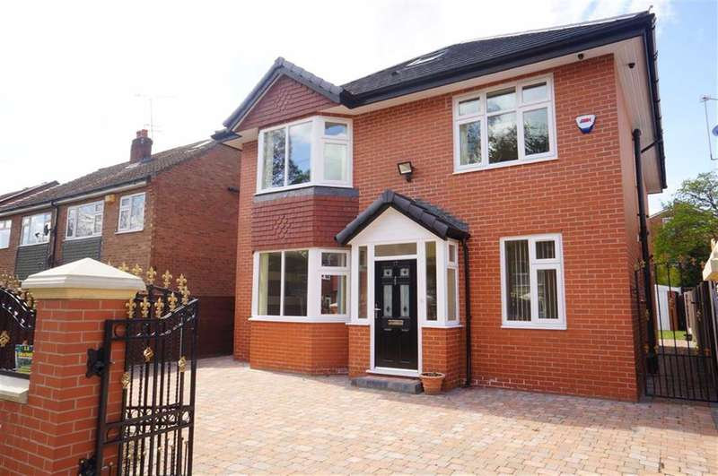 6 Bedrooms Property for sale in Cromwell Road, Stretford, Trafford, M32