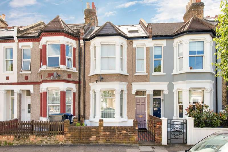 1 Bedroom Flat for sale in Kingswood Road, London, W4