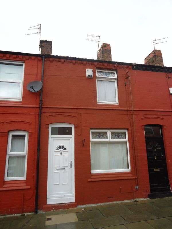 2 Bedrooms Terraced House for sale in Goswell Street, Liverpool