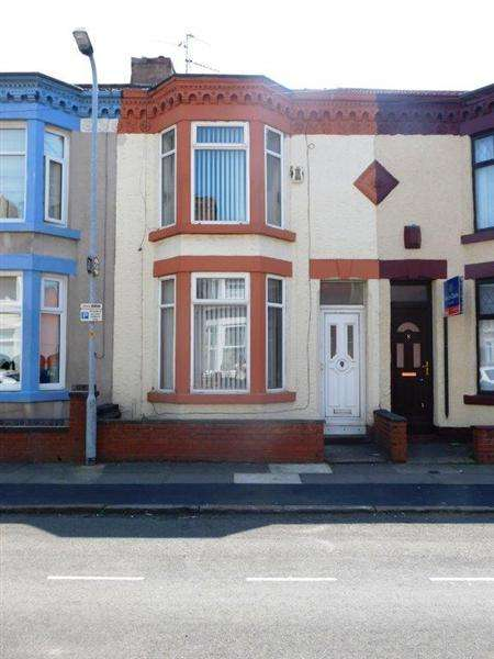 3 Bedrooms Town House for sale in Roby Street, Liverpool