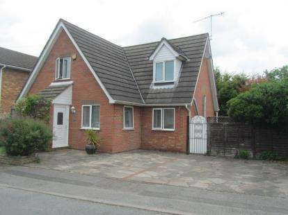 4 Bedrooms Detached House for sale in Larch Avenue, Bricket Wood, St. Albans, Hertfordshire