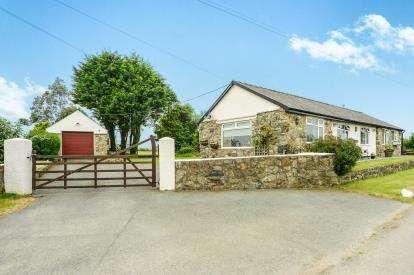 4 Bedrooms House for sale in Rhydyclafdy, Pwllheli, Gwynedd, LL53