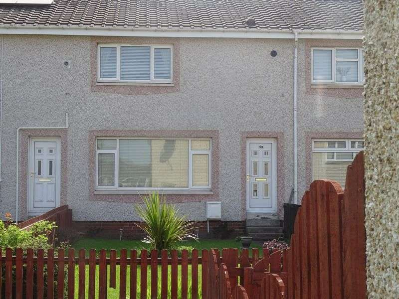 2 Bedrooms Property for sale in Burnside Crescent, Shotts